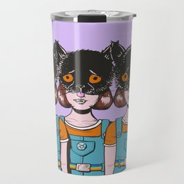 Triple Trouble Travel Mug