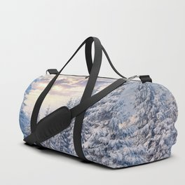 Snow Paradise Duffle Bag