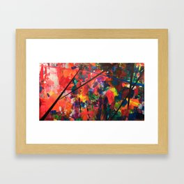 Unified variety, varied unity #1 Framed Art Print