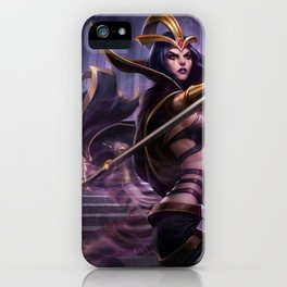 Classic LeBlanc League Of Legends iPhone Case