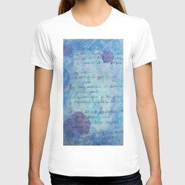 Lune Bleue No. 1 T-shirt