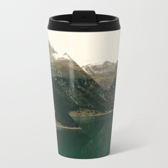 Wild Mountains Metal Travel Mug