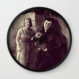 Faust - 1926 Wall Clock
