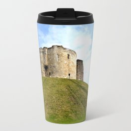 Clifford's Tower - York Travel Mug