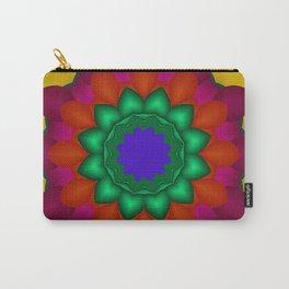 kaleidoscopic art -5- Carry-All Pouch
