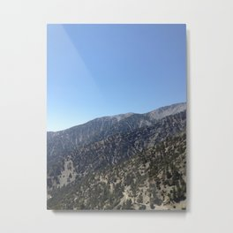 Just A Little Off The Top Metal Print