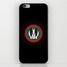 Coco Christmas iPhone Skin