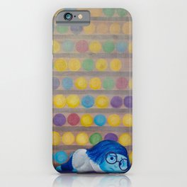 Inside Out Long-Term Memory iPhone Case