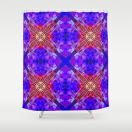 Crystal Bowls and Digeridoo (4 Guls Expansion) Shower Curtain