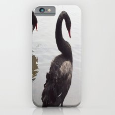 Black Swan Slim Case iPhone 6s