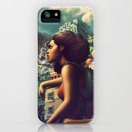Pacifics iPhone Case