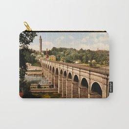 High Bridge, New York City (1900) Carry-All Pouch