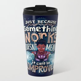 Shuri Metal Travel Mug