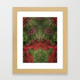 The Goblin King Enthroned Framed Art Print
