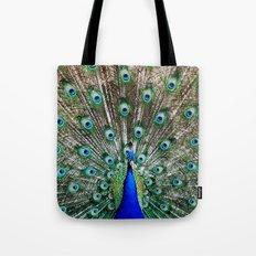 Vibrant Display Tote Bag