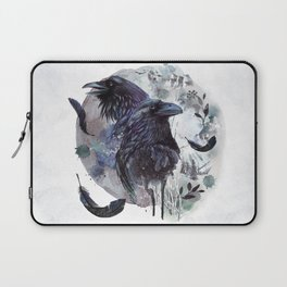Full Moon Fever Dreams Of Velvet Ravens Laptop Sleeve