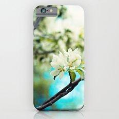tropical flower. iPhone 6s Slim Case