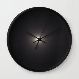 Moon Halo Wall Clock
