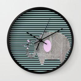 Elemouse Wall Clock