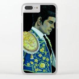 Matador (Toreador) Clear iPhone Case