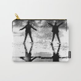 Silhouettes Postures Carry-All Pouch