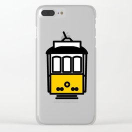 Get a ride #1 Clear iPhone Case