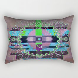 Centered Rectangular Pillow