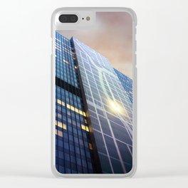 300 Wacker Clear iPhone Case