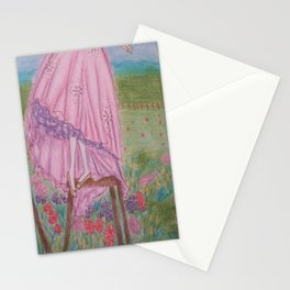Ballet in the Pasture Stationery Cards