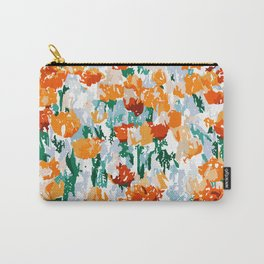 Isadora #illustration #painting #botanical Carry-All Pouch