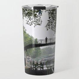 Paris Canals Travel Mug