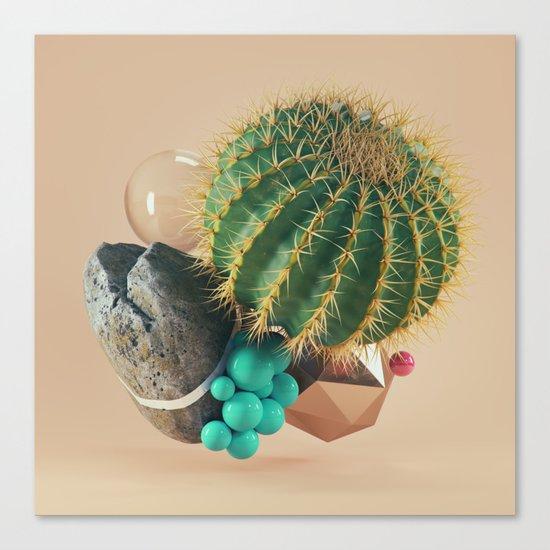 Substances #2 Canvas Print