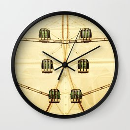 Im-possible Wall Clock
