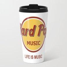 Hard Pop Music Travel Mug