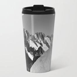 French Alps, Chamonix, France. (1) Travel Mug