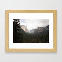 Yosemite National Park 9 Framed Art Print