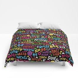 Acid! Comforters