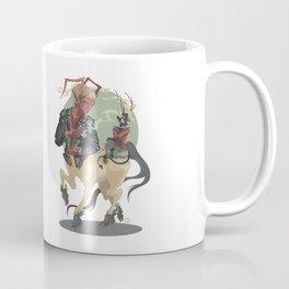 Rockabil Sagittarus Coffee Mug