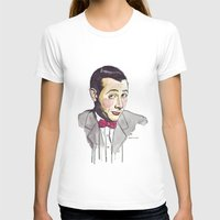 pee wee T-shirts featuring Pee Wee by Jesse Robinson Williams