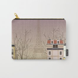 the Parisian way of life Carry-All Pouch