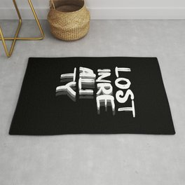 Lost in Reality Rug