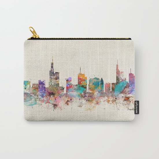 Frankfurt city Germany Carry-All Pouch