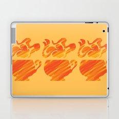 Mate Tea, Yellow on Yellow Laptop & iPad Skin