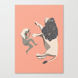 Prisoners Canvas Print