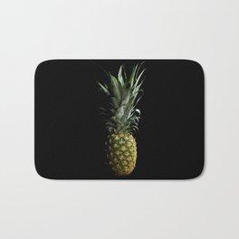 Dark Pineapple Bath Mat