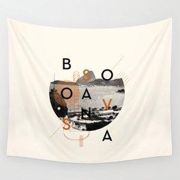 Bossa Nova Wall Tapestry