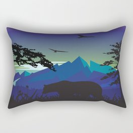 My Nature Collection No. 44 Rectangular Pillow