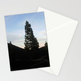 late at arena negra tenerife Stationery Cards
