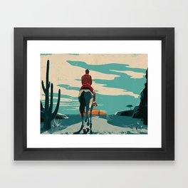 Michael Jordan ESPN Feature 1 Framed Art Print