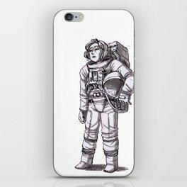 The Astronaut iPhone Skin